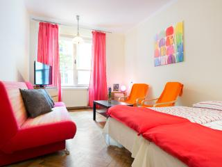 Cozy Condo with Central Heating and Television - Krakow vacation rentals