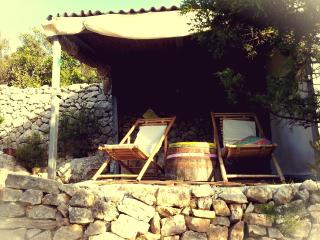 Romantic Beach hut with Balcony and Linens Provided - Bisevo vacation rentals