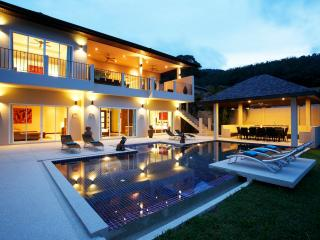 JADE: 7 Bedroom, Private Pool Villa near Beach - Nai Harn vacation rentals
