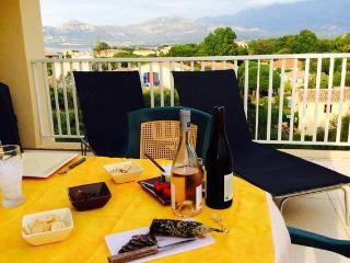 Magnifique 3P vue mer CALVI (Corse) - Calvi vacation rentals