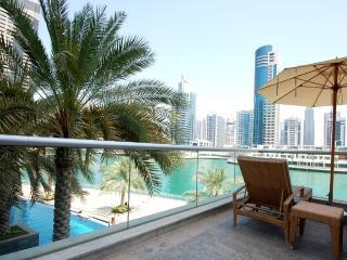 1 Bed with Dubai Marina and Sea Views - Dubai vacation rentals