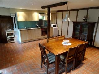 Cozy Farmhouse Barn with Outdoor Dining Area and Television in Exideuil - Exideuil vacation rentals