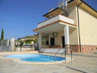 House with private swimming pool, Zambrone hills - Zambrone vacation rentals