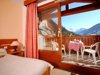 Nice Studio with Internet Access and Hot Tub - Brides-les-Bains vacation rentals