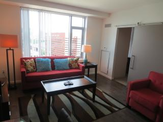 Lux Kendall Square 1BR w/gym, WiFi - Cambridge vacation rentals