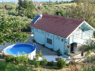 Comfortable 2 bedroom Villa in Kiparissia - Kiparissia vacation rentals