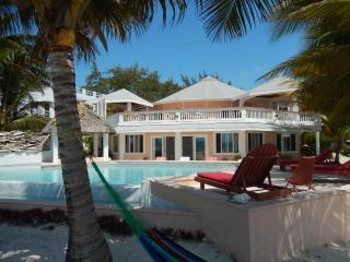Casa Redonda Villa 8 bedroom/5 baths Oceanfront - San Pedro vacation rentals