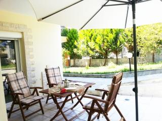 Garden Spacious Two Bedroom Natalia - Kalithea vacation rentals