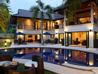 VILLA MARIA: Luxury 5 bedroom, Private Pool Villa - Nai Harn vacation rentals