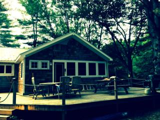 Bearcamp Bungalow - Riverfront Dream - Ossipee vacation rentals