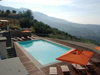 AI FIORI apt up to 5 people with pool, sauna & gym - Matraia vacation rentals