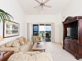 Cinnamon Beach 1062, Penthouse 6th Floor, new HDTV, 2 heated pools, wifi, spa - Palm Coast vacation rentals