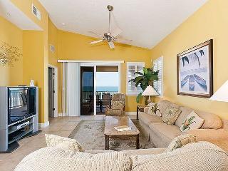 665 Cinnamon Beach, 6th Floor Ocean Front, Penthouse end unit, HDTV, Wifi - Ormond Beach vacation rentals