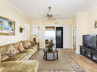 Cinnamon Beach 651, 5th Floor, Beach Front, Luxury End Unit, HDTV, Top Rated - Palm Coast vacation rentals