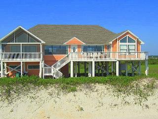 White Sand Beach House, Direct Ocean Front, Huge Decks, Summer Haven Florida - Saint Augustine vacation rentals