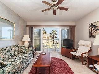 Coquina 203B, Ocean Front, 2 Pools, Tennis, - Saint Augustine Beach vacation rentals