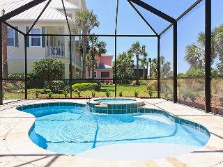 Cinnamon Beach Dancing Dolphin, 6 bedrooms, elevator, private pool, spa, hdtv - Palm Coast vacation rentals