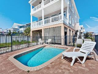 Pirates Paradise Beach Home, 5 Bedrooms, Ocean Views, Small Private Pool - Saint Augustine vacation rentals