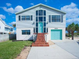 Turtle Cove, New Renovated Beach House, Ocean Front, walk to Vilano Town - Saint Augustine vacation rentals