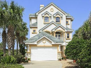 Beach Belle, Luxury Ocean Front, 4 bedrooms, elevator, private pool - Palm Coast vacation rentals