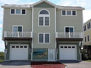 Spacious House with Deck and Internet Access - North Topsail Beach vacation rentals