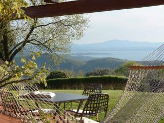 Apartment with fantastic view over Lake Trasimeno - Castel Rigone vacation rentals