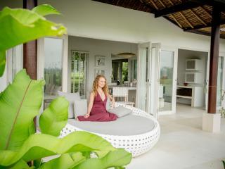 Romantic Villa with Deck and Internet Access - Ubud vacation rentals