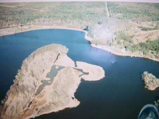 Private Island Cabin in Nekoosa on Petenwell Lake - Nekoosa vacation rentals