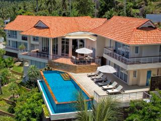Villa Rocca - Luxury Sea View Private Fully Serviced 5 Bedroom Villa - Chaweng vacation rentals