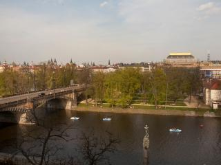 SPRING PROMO 30% OFF!!  AMAZING  River View  3 bedroom 1.5 Bath 160 M2 - Prague vacation rentals