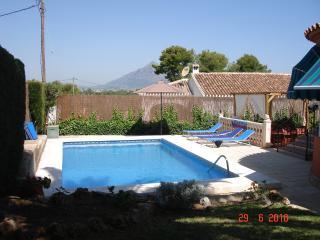 Private villa in Javea Spain - Javea vacation rentals