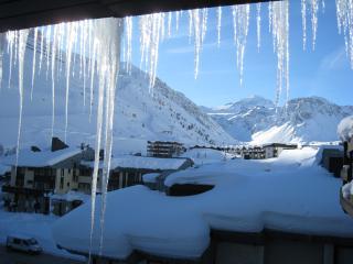 Nice Condo with Balcony and Central Heating - Tignes vacation rentals