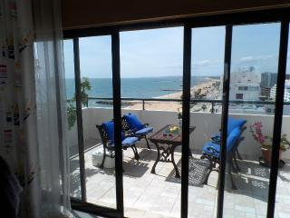 Amazing 2 bedroom beach front apartment - Quarteira vacation rentals