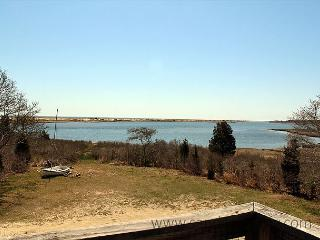 WONDERFUL, INFORMAL COTTAGE STYLE HOME WITH ECLECTIC FURNISHINGS OVERLOOKING - Chappaquiddick vacation rentals