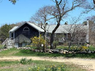 SHADES OF OLD CHAPPAQUIDDICK STYLE WITH WATERVIEWS OF THE SOUND - Chappaquiddick vacation rentals