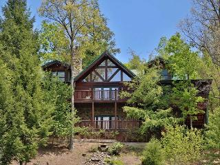 Screened-In Sun Porch, Two Decks, Hot Tub, Family Media Room, Game Room - Sevierville vacation rentals