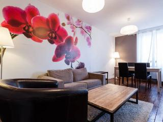 Duplex cosy pour 4 personnes, 2 chambres, centre ville & gare de Reims - Reims vacation rentals