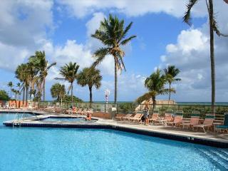 Hollywood Beach Braodwalk -1 Bedroom Condo, City View on the Ocean - Hollywood vacation rentals