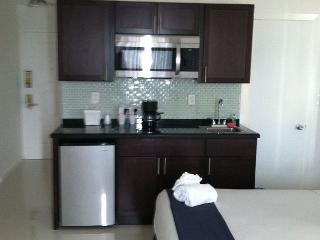 Modern Studio, 2 Beds, Steps from the Ocean - Hollywood vacation rentals
