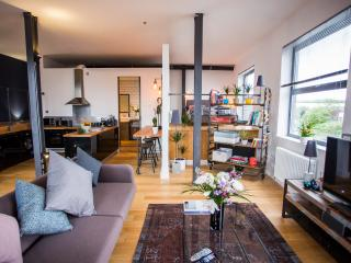 """Amazing"" 1 Bed River Loft Apartment - Bristol vacation rentals"