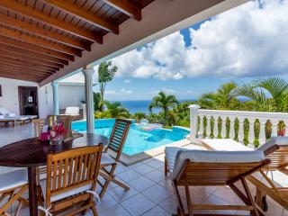 Cozy 2 bedroom Saint Barthelemy Villa with Internet Access - Saint Barthelemy vacation rentals
