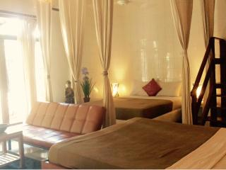 5 - Large 2 BR villa,3 queen beds, Free Breakfast - Kuta vacation rentals
