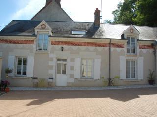 Gite chaumont sur Loire la Cressoniere - Chaumont-sur-Loire vacation rentals