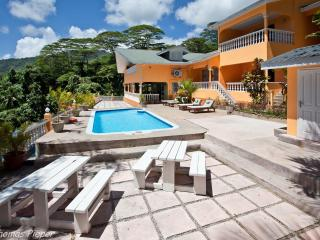 Nice Lodge with Deck and Internet Access - Au Cap vacation rentals