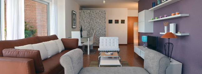 Modern 2 Bedroom Apartment with River Views in Belgrano - Image 1 - Buenos Aires - rentals
