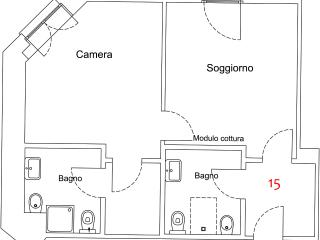 1 bedroom Apartment with Internet Access in Maccagno - Maccagno vacation rentals
