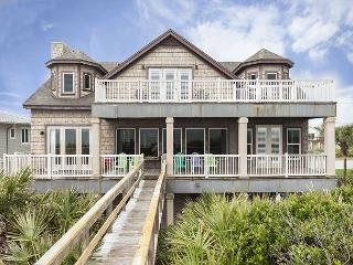 Getting Away Beach House, Ocean Front, 5 Bedrooms, Elevator - Vilano Beach vacation rentals