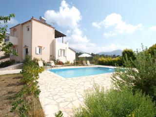 Villa Lambini with stunning mountain view - Rethymnon vacation rentals