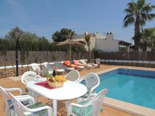 Beautiful Villa with A/C and Stove - Cala d'Or vacation rentals