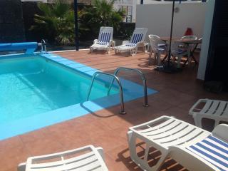 CASA MARGARITA SEA VIEWS PRIVATE HEATED POOL. - Playa Blanca vacation rentals